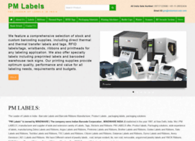 pmlabels.com