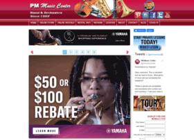 pmmusiccenter.com