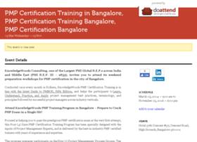 pmp-certification-bangalore.doattend.com