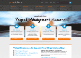 pmsolutions.com