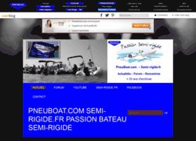 pneuboat.com