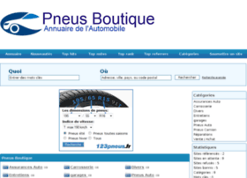 pneusboutique.com