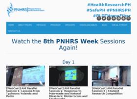 pnhrs.org