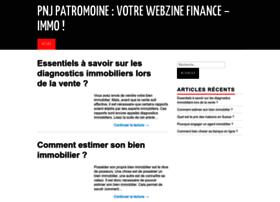 pnjpatrimoine.com