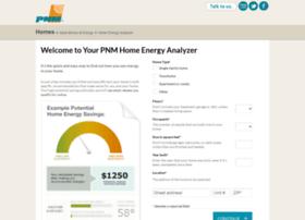pnm.energysavvy.com