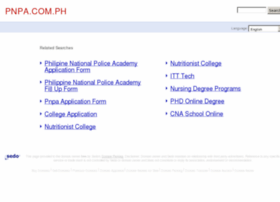 pnpa com ph pnpa com ph philippine national police academy resources