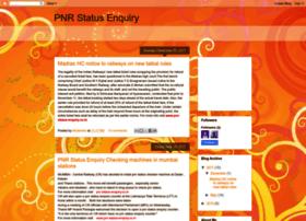 pnr-status-enquiry.blogspot.in