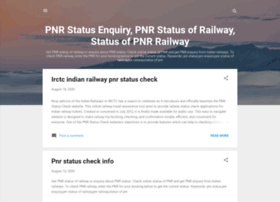 pnrstatuscheck.info
