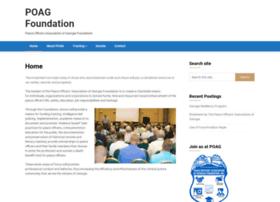 poag-foundation.org