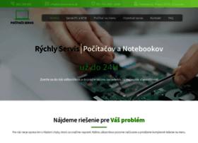 pocitace-servis.sk