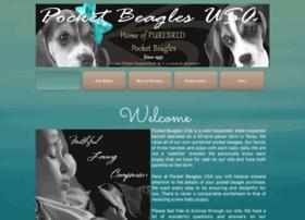 pocketbeaglesusa.com