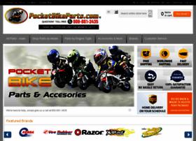 pocketbikeparts.com
