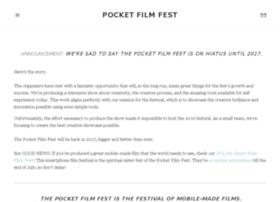 pocketfilmfest.com