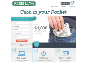 pocketloans.usloanadvances.com