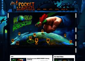 pocketscientists.com