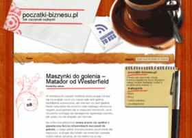 poczatki-biznesu.pl