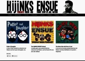 podcast.hijinksensue.com