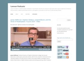 podcast.lannan.org