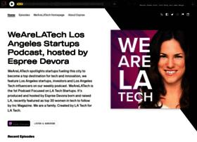 podcast.wearelatech.com