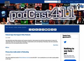 podcast411.com