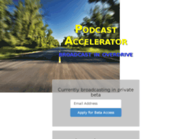podcastaccelerator.com