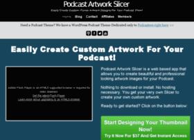 Podcastartworkslicer.com