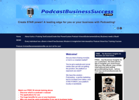 podcastbusinesssuccess.com