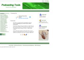 podcasting-tools.com