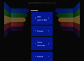 podcastoftherevolution.com