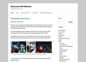 podcasts.resonancefm.com