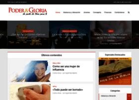 poderygloria.com