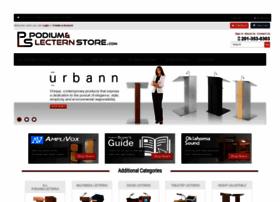 podiumandlecternstore.com