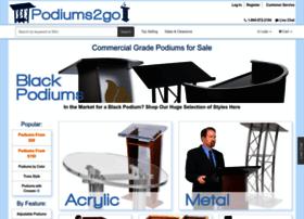 podiums2go.com