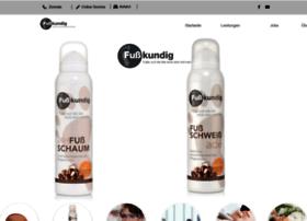 podologieundfusspflege.com
