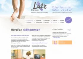 podologieundfusspflege.de
