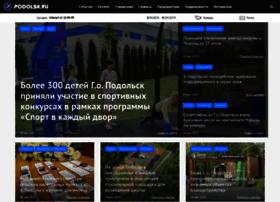 podolsk.ru