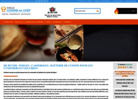 poeles-cuisine-en-chef.com