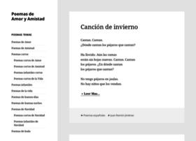 poemasamoryamistad.com