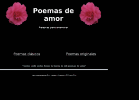 poemasdeamor.net