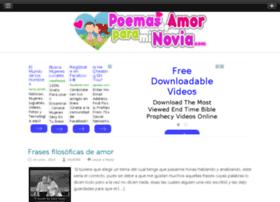 poemasdeamorparaminovia.com