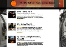 poemsbynewyorkers.com