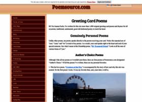 poemsource.com