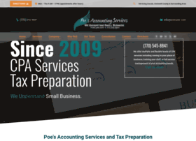poesaccountingservices.com