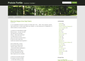 poesie-fertile.fr