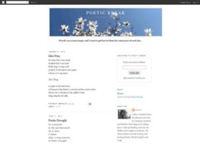 poeticbreak.blogspot.com
