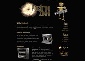 poetron-zone.de