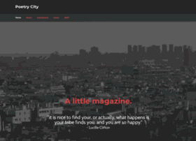 poetrycityusa.com