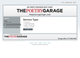 poetrygarage.clickandpark.com