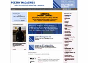 poetrymagazines.org.uk