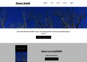 poetrysouth.com